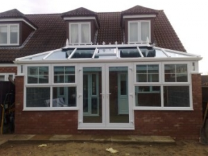 Conservatory in Papworth